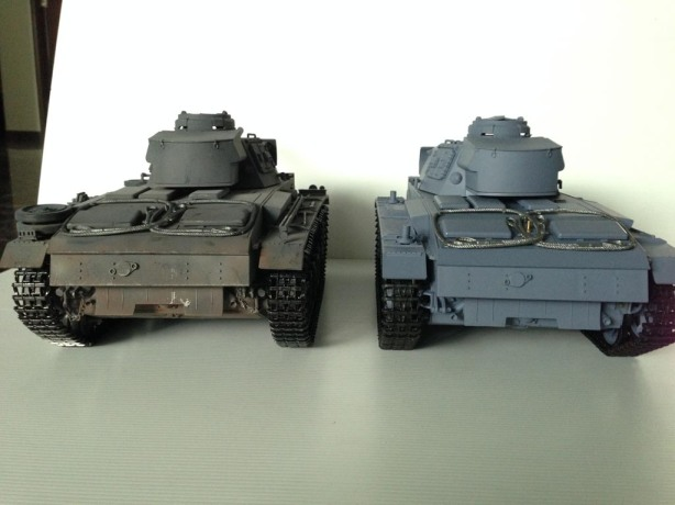 Our Past Work - Panzer III Ausf. L